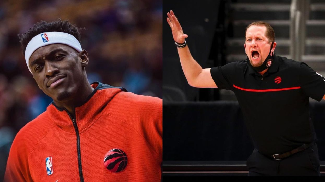 Pascal Siakam Fined $50K For Apparently Saying Something To Nurse