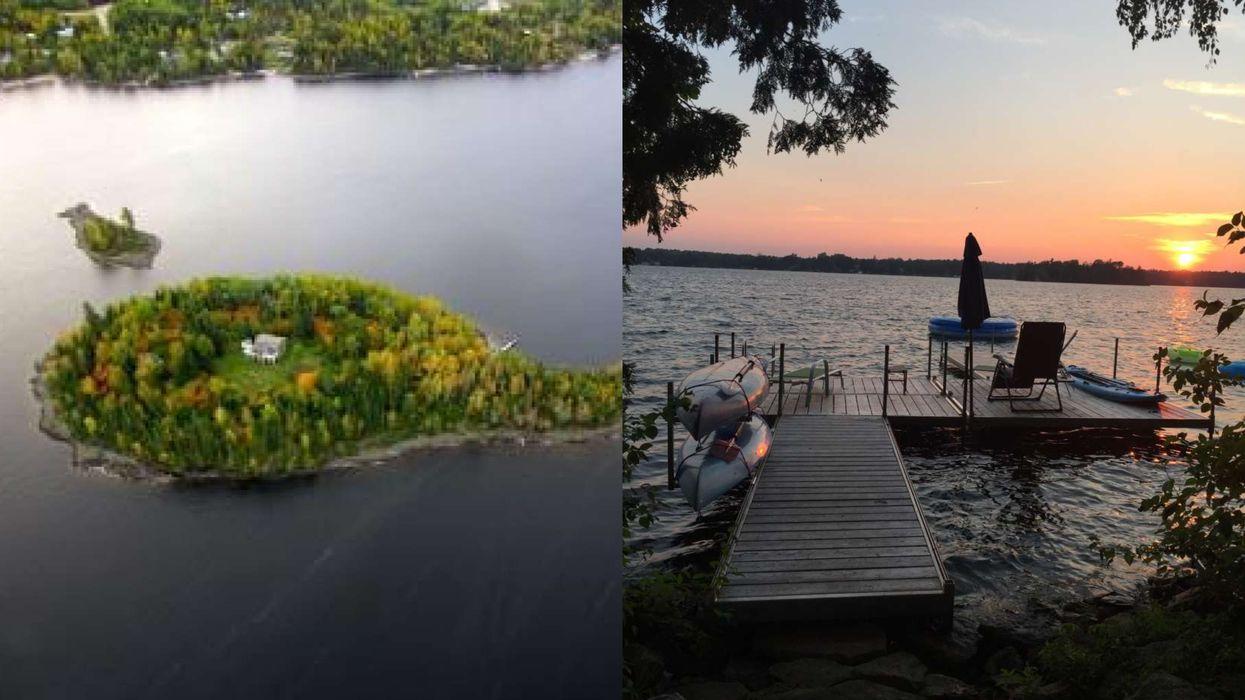 7 Private Islands For Sale In Ontario That Are Cheaper Than A Toronto Condo