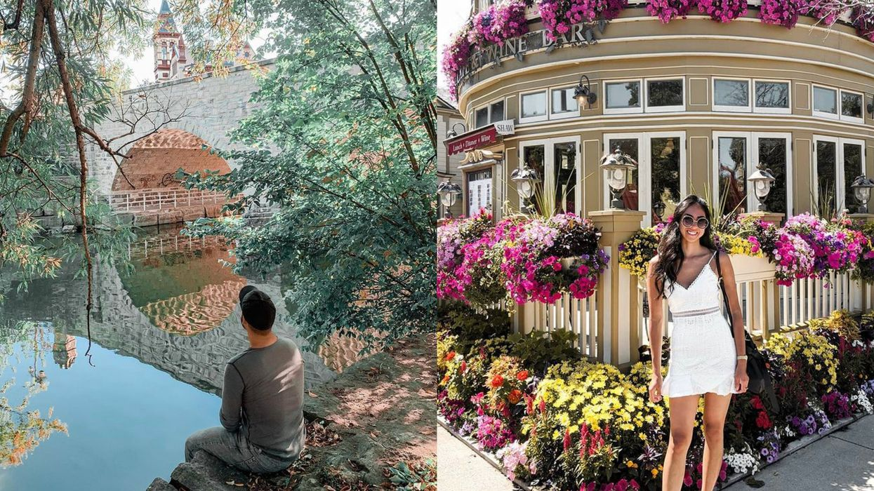 These Ontario Spots Just Made The List For Canada's Friendliest Towns & Cities