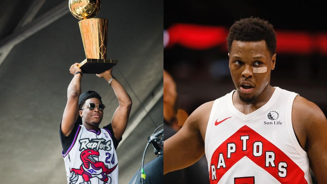 Kyle Lowry Is Reportedly Staying With The Toronto Raptors