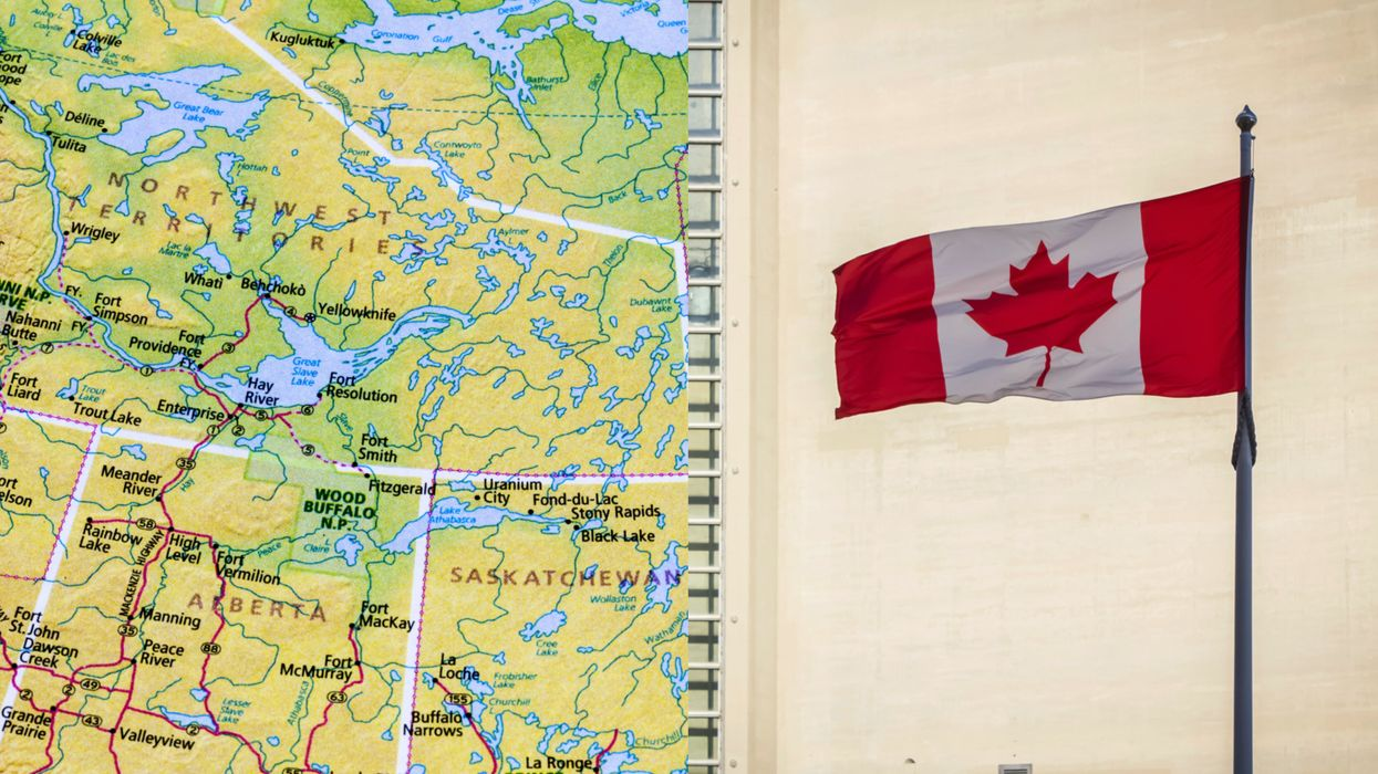 Map Of Canada's COVID-19 Cases Shows Which Regions Have Zero Right Now