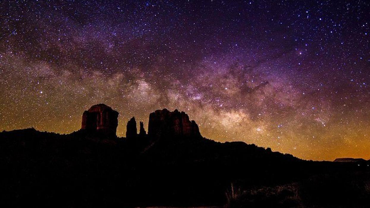 This Arizona Stargazing Tour Will Take You On A Cosmic Journey Through The Desert