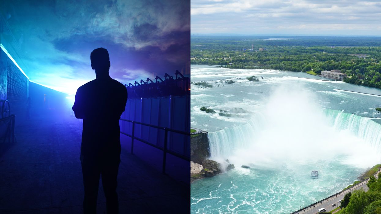 Niagara's Glowing New Attraction By The Falls Officially Opens This Summer (PHOTOS)