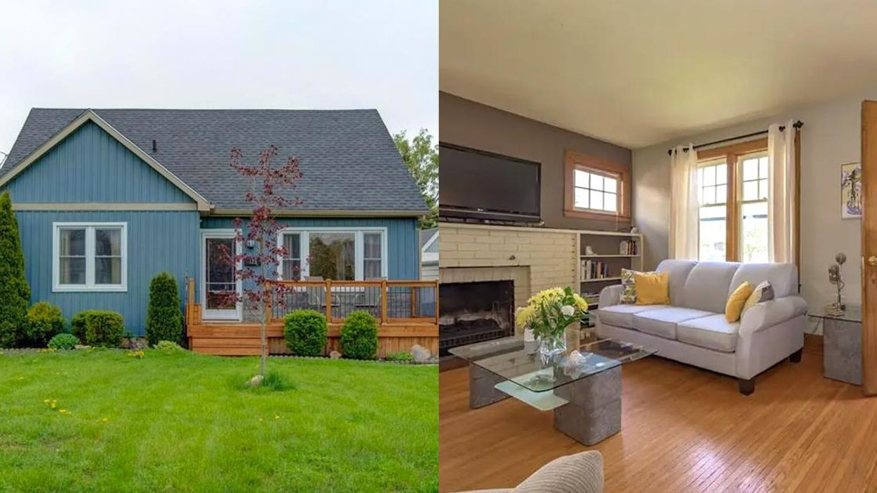 Adorable Houses For Sale In St. Thomas Ontario For Under $400k