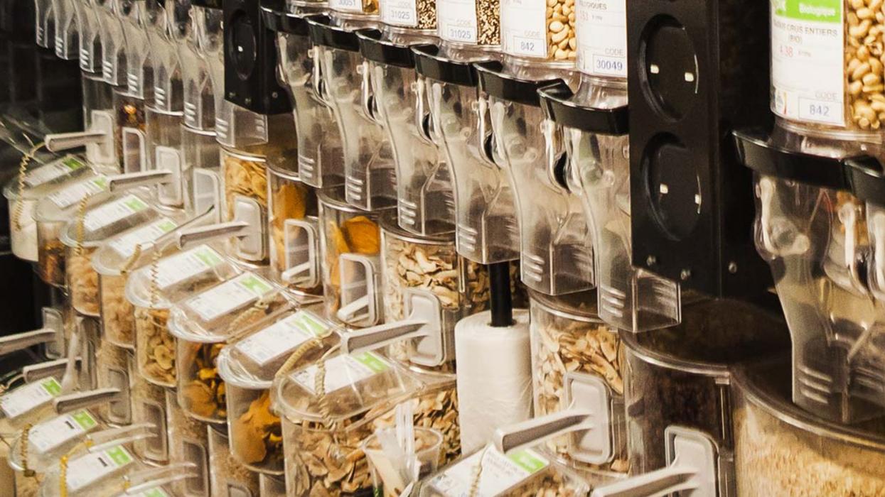 La toute première épicerie zéro déchet de Laval ouvre ce mois-ci