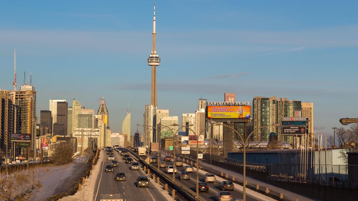 A Toronto Driver Was Stopped By Police For Zoom Calling At 100 km/h