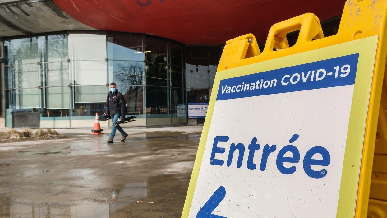 Québec annonce qu'un record de vaccins administrés a été atteint hier et voici combien