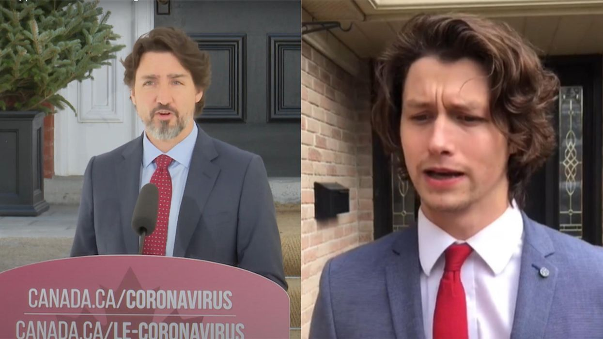 Justin Trudeau Impersonations By A Canadian TikToker Are So Perfect