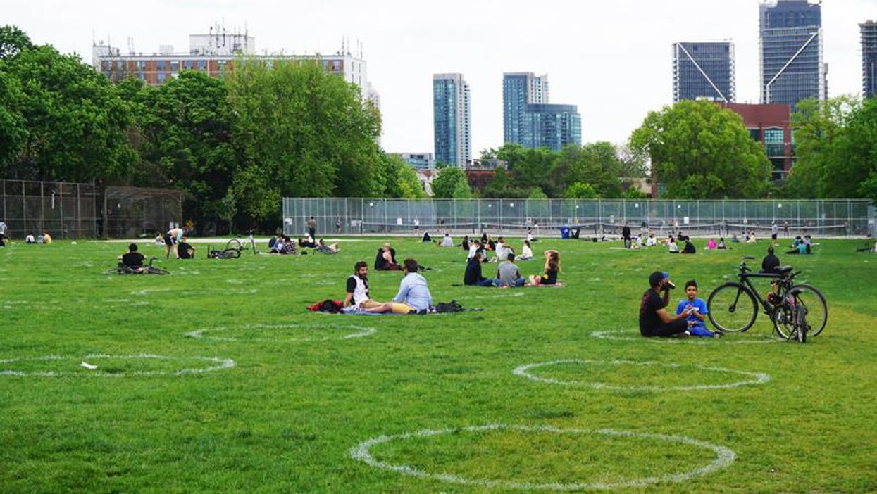 Toronto Just Revealed What They Will & Will Not Be Cracking Down On In Parks This Summer