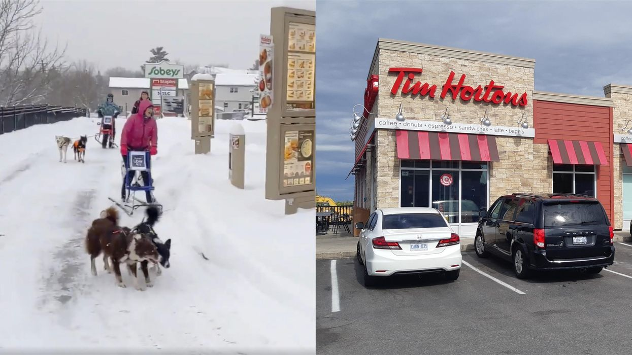 Tim Hortons Drive-Thru Encounters Have Been Wild Over The Years