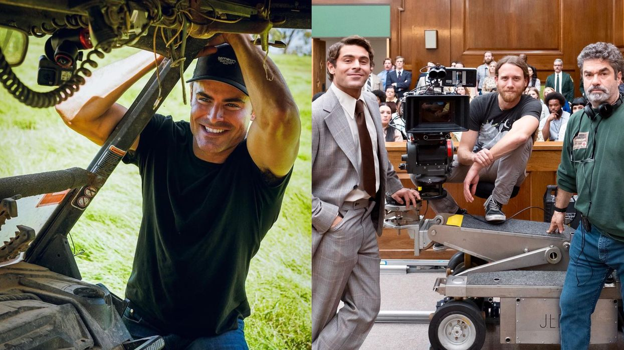 Zac Efron Movies On Netflix Canada To Watch Ahead Of Him Filming Here