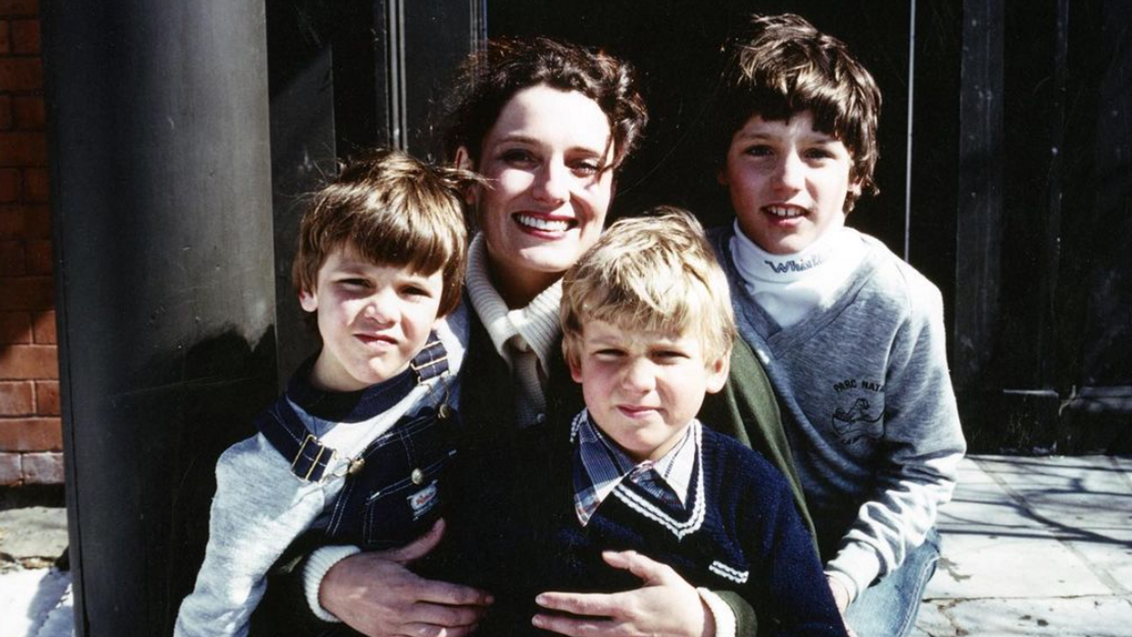 Young Justin Trudeau Photo Shows Just How Much The PM Has Changed
