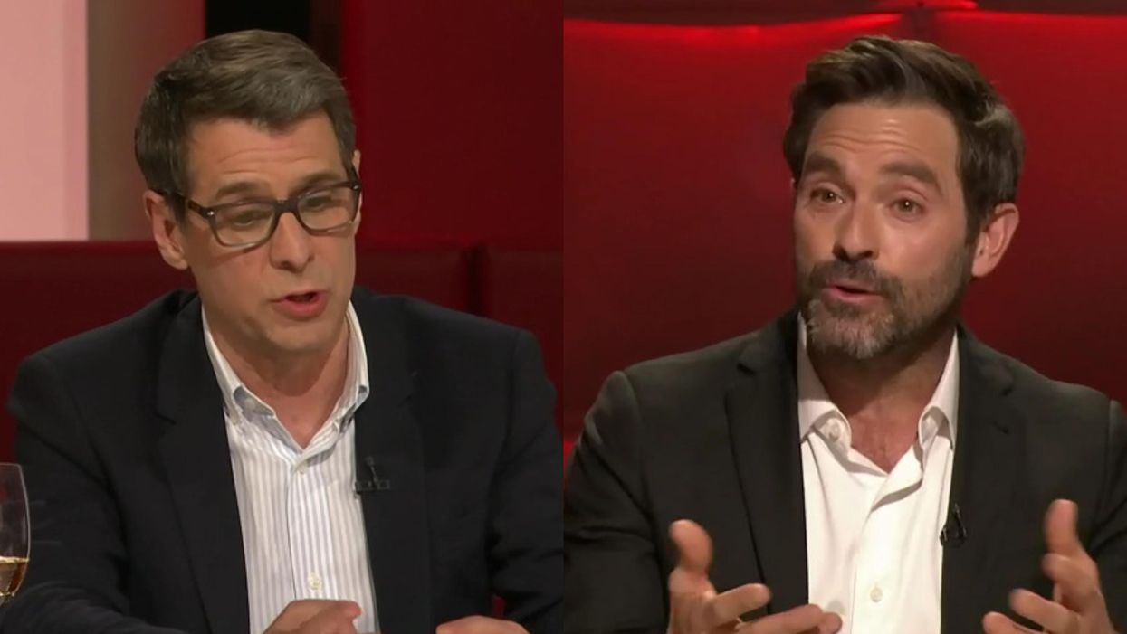Guillaume Lemay-Thivierge soulève le débat à TLMEP et ça fait réagir