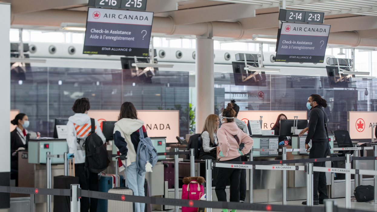 2K Travellers Who Entered Canada Recently Tested Positive For COVID-19