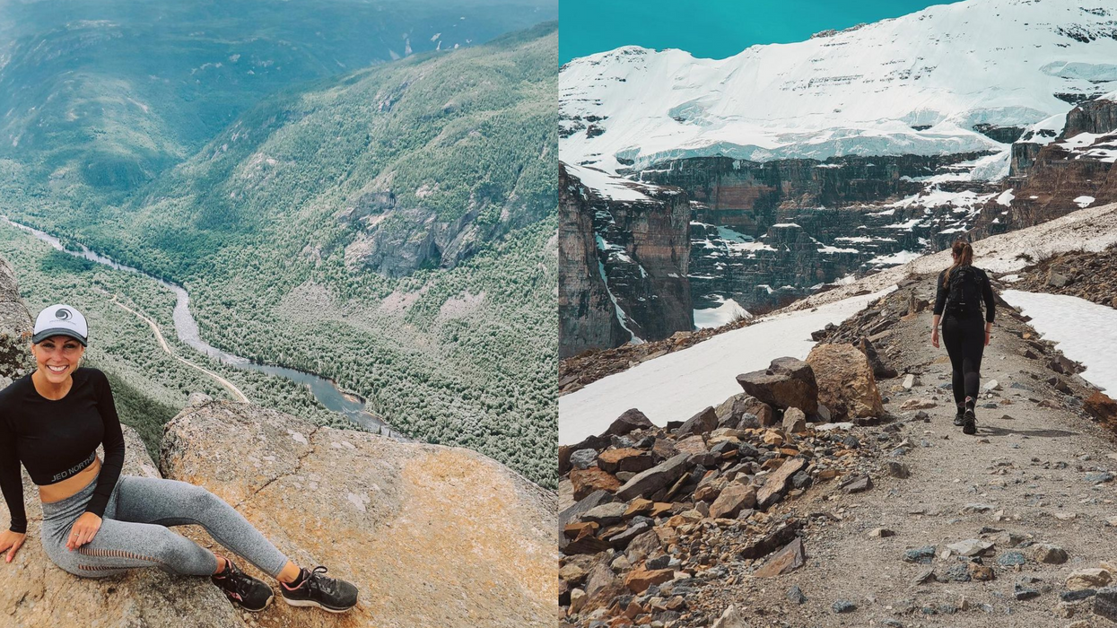 These 13 Hiking Spots Are Some Of The Most Scenic Trails You'll Find Across Canada