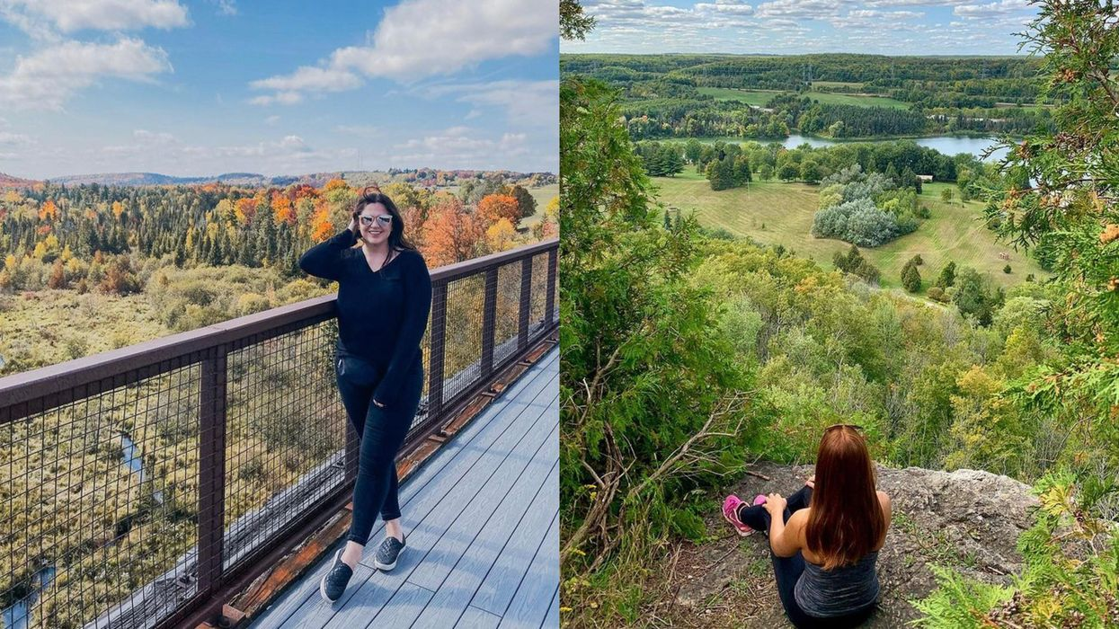 8 Stunning Hikes Near Toronto That Will Take You To The Top Of The World