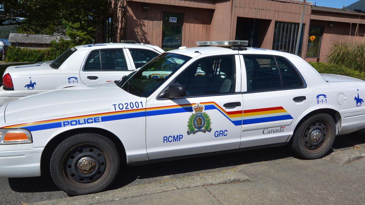 Photo of RCMP car