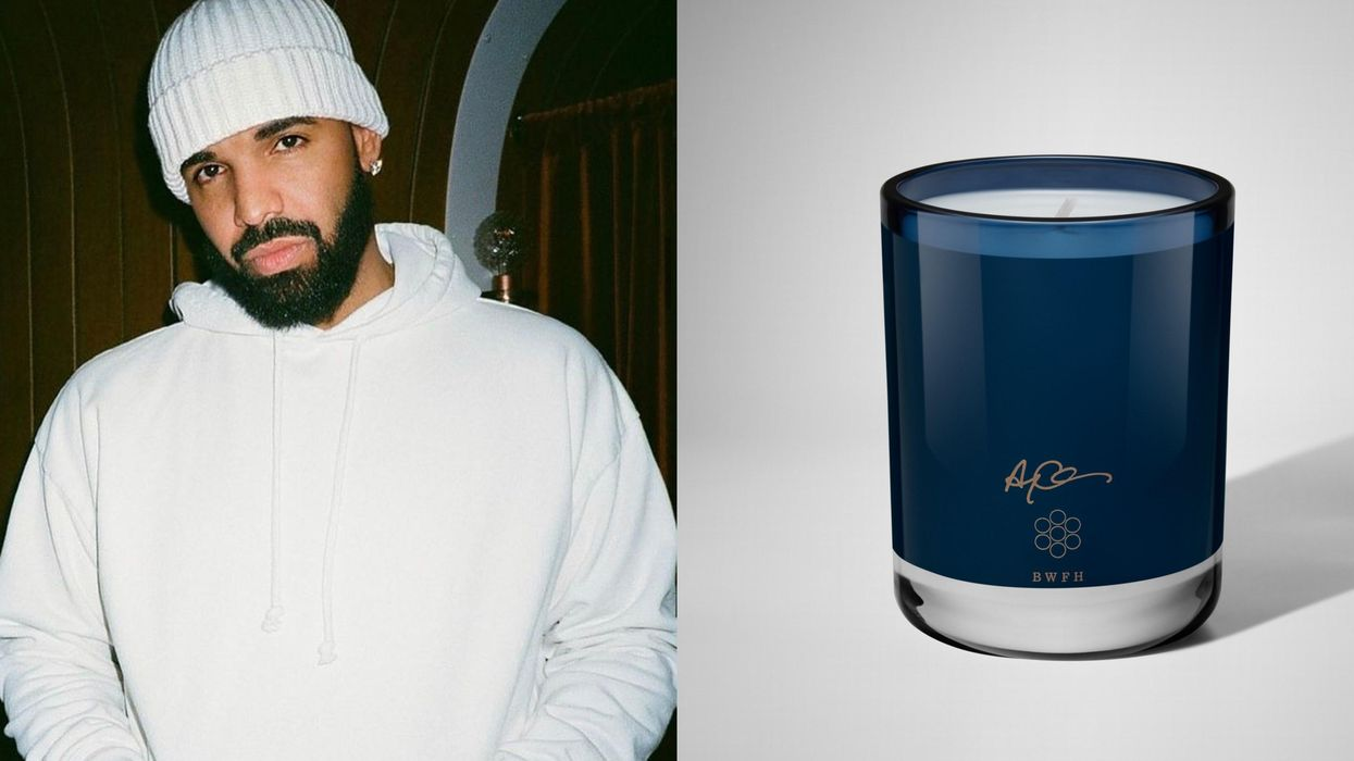 You Could Score One Of Drake's Candles For Free By Ordering From His Fave T.O. Restaurants