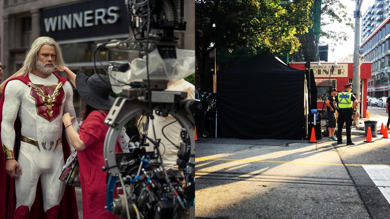 Here's Where Netflix's Hottest New Show 'Jupiter's Legacy' Was Filmed In Toronto & Ontario