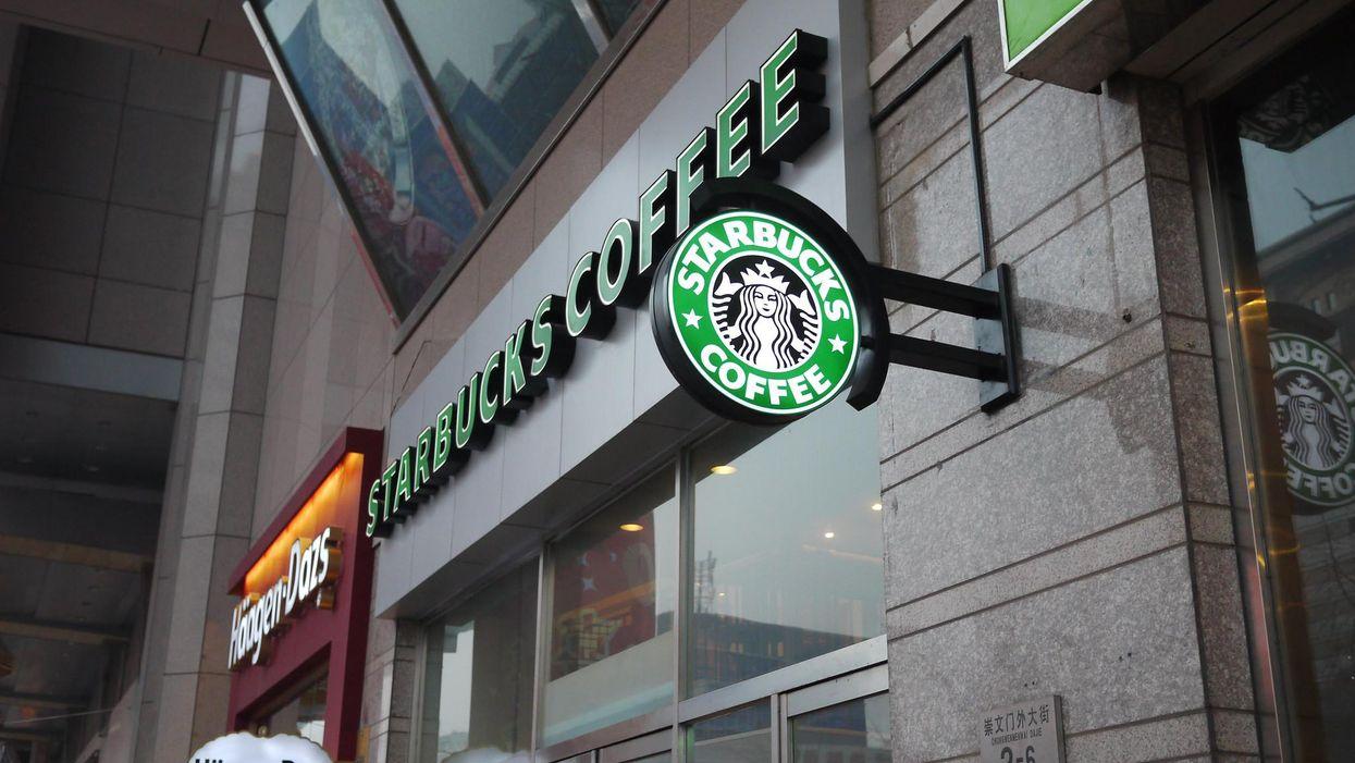Photo of Starbucks Coffee exterior