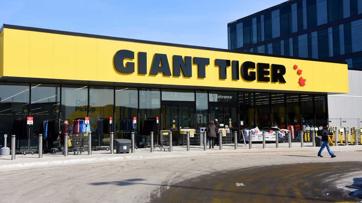 Giant Tiger Stores In Canada Are Expanding & There Are Plans For 300 Locations