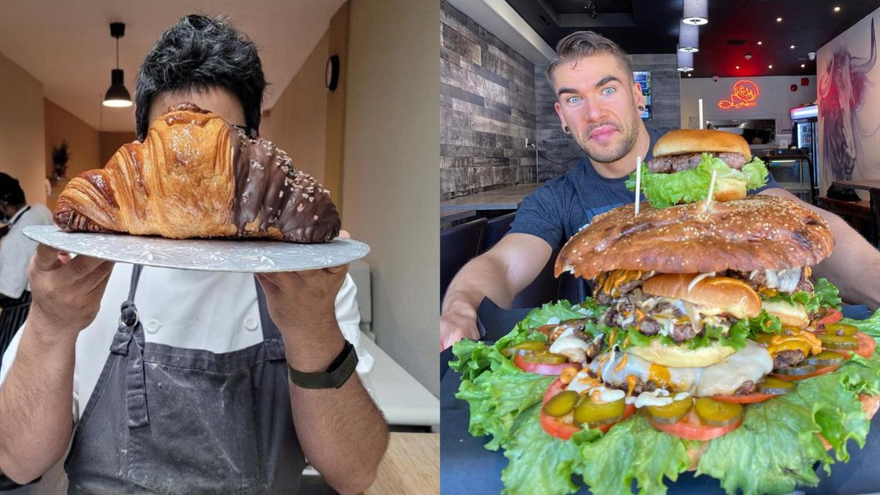 These 7 Foods In Toronto Are SO Massive You'll Need Your BFF To Help Finish Them