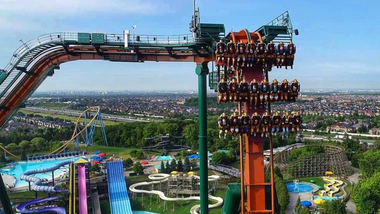 Canada's Wonderland Just Announced New Changes To Its Opening Plans