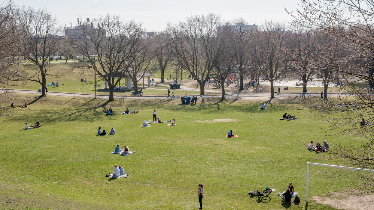 Photo of Christie Pits