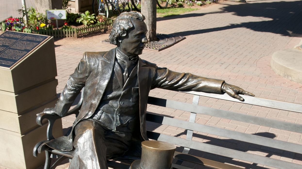 Charlottetown Has Big Plans For Its John A. Macdonald Statue That Keeps Getting Vandalized