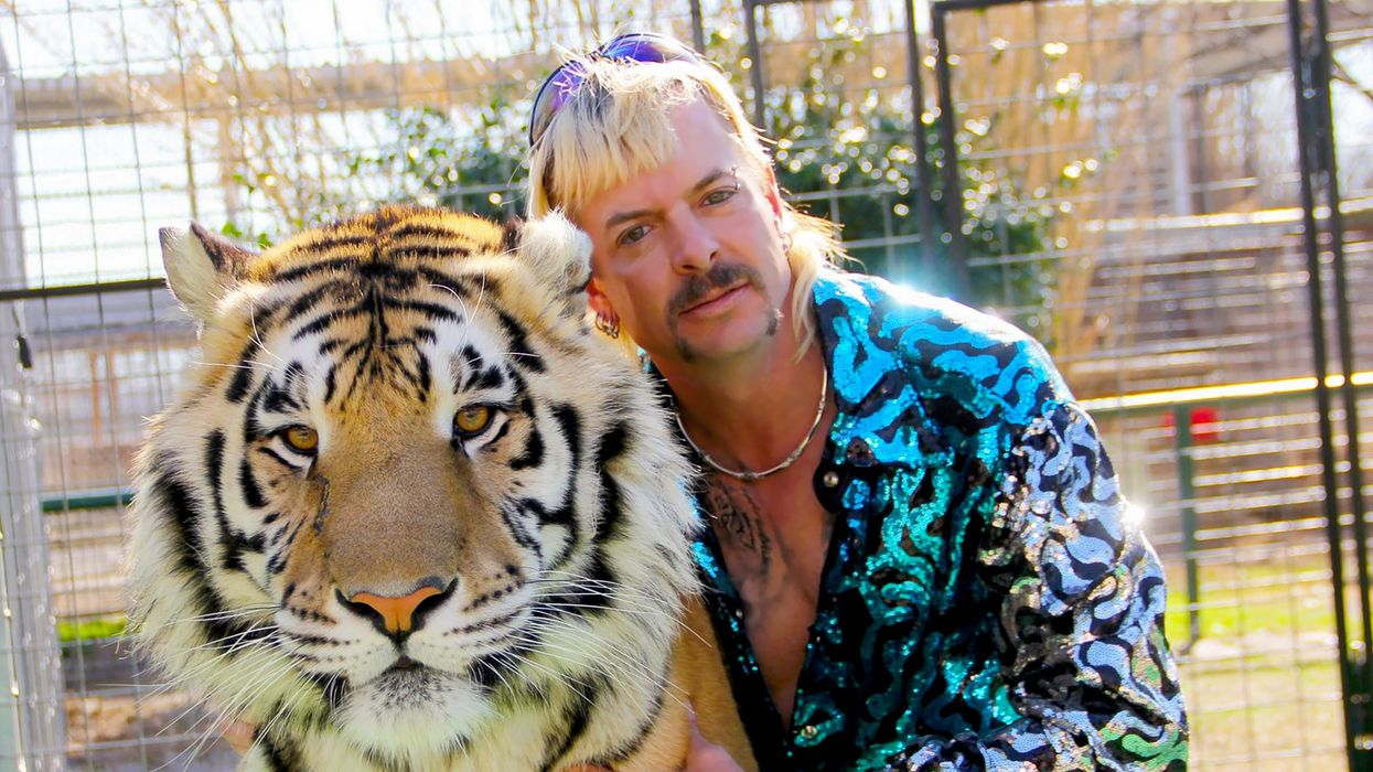 A Bunch Of 'Tiger King' Stars Are Doing A Cross-Canada Tour & Spilling Show Secrets