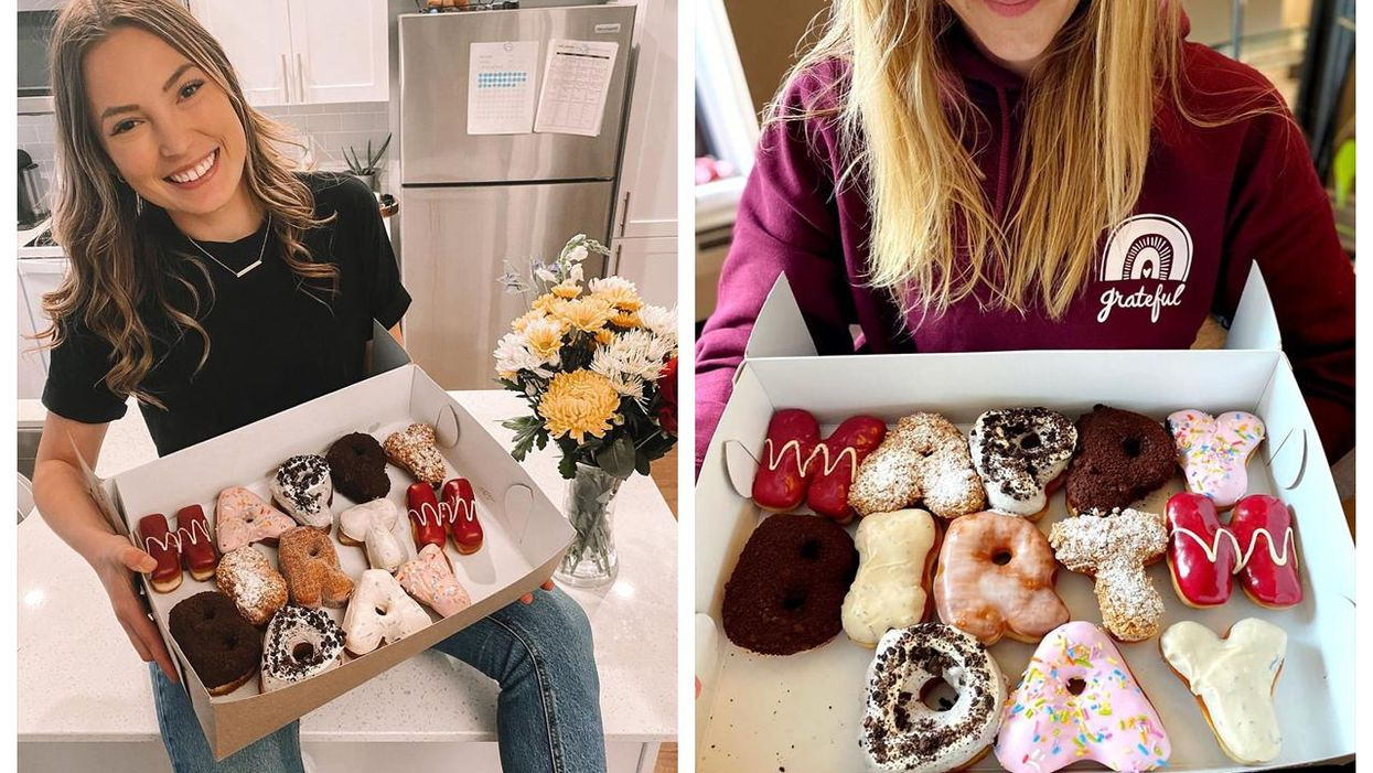 You Can Get Birthday Donuts In Ottawa At This Bakery