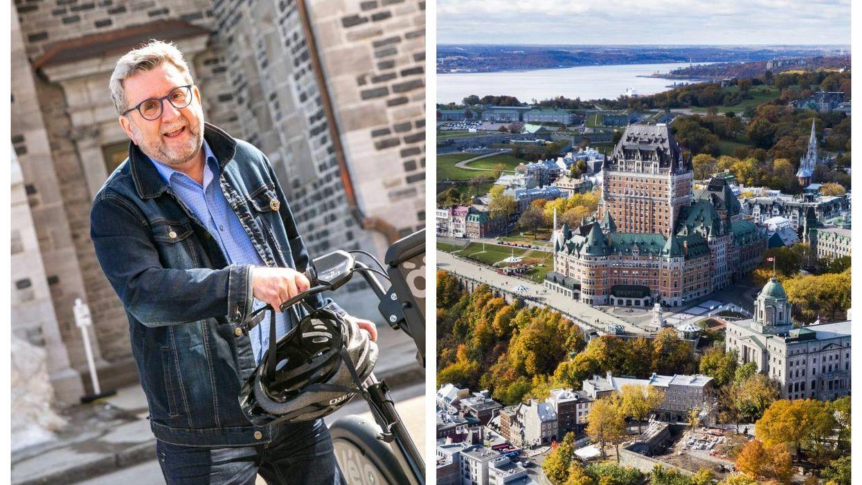 Voici la nouvelle candidate qui pourrait remplacer Régis Labeaume à la mairie de Québec