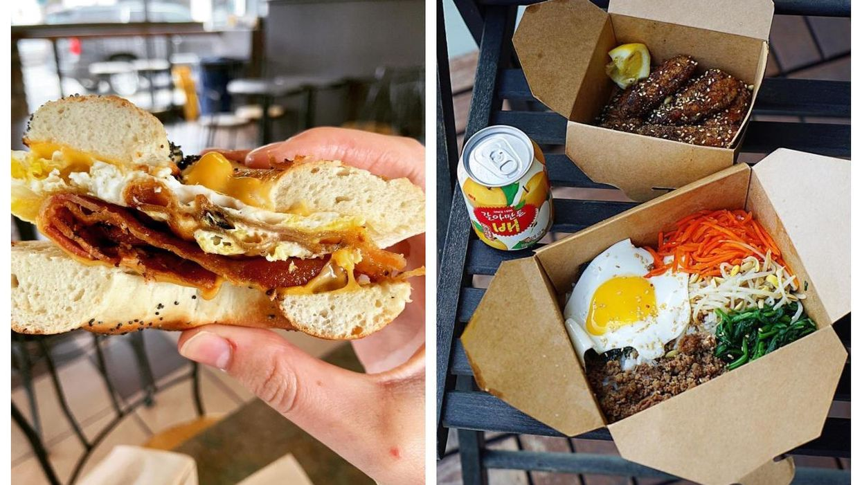 12 Delivery Dishes In Ottawa That Are Perfect For Anyone Who Is Egg-Obsessed