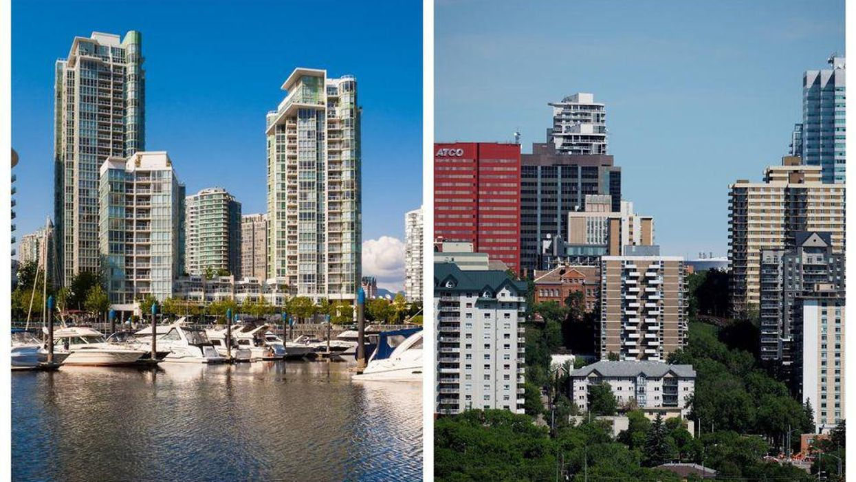 A New Report Shows How Much Rent Costs Across Canada Right Now & The Range Is Wild