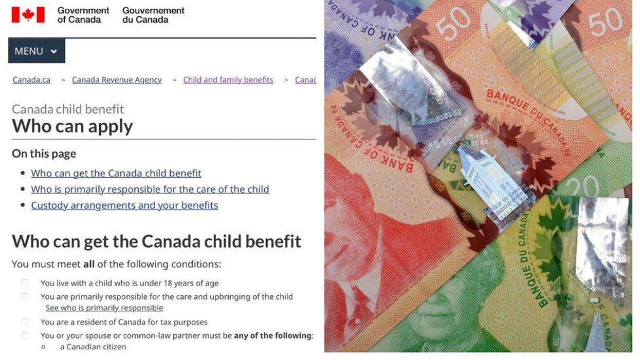 Canada Child Benefit: Here's Everything You Need To Know