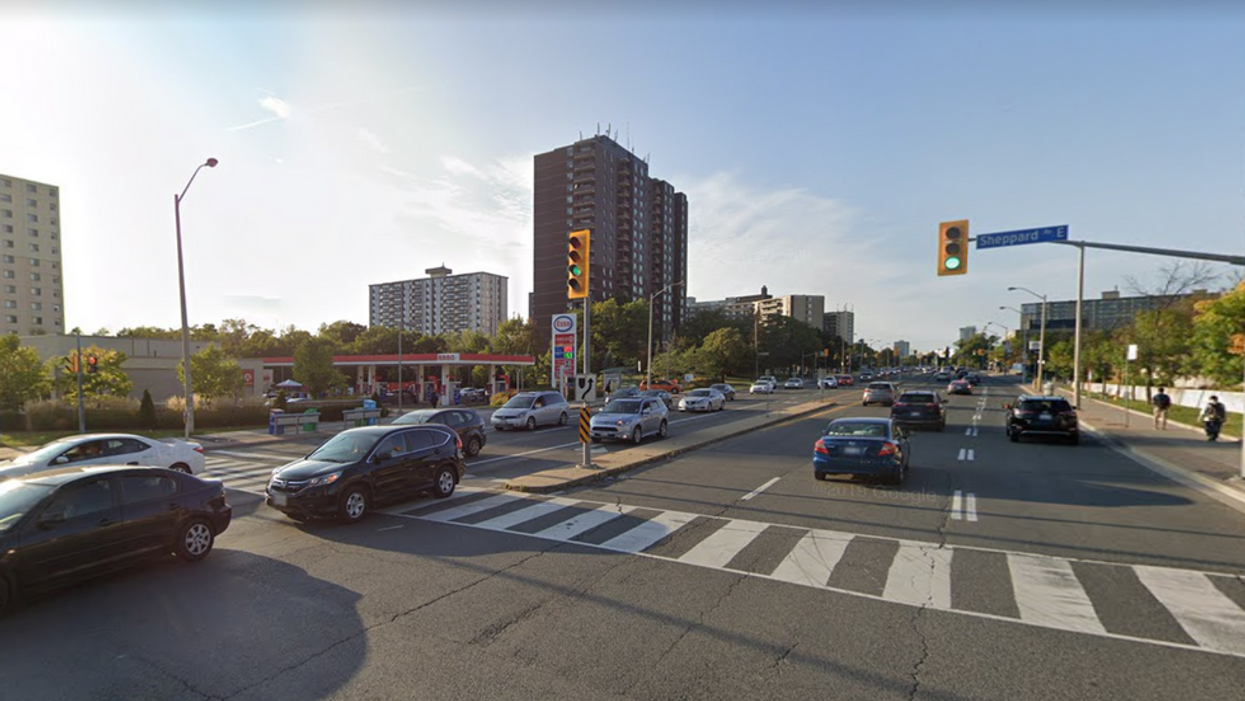 Toronto Has Issued Over 80K Speeding Tickets This Year & One Street Was Named The Worst