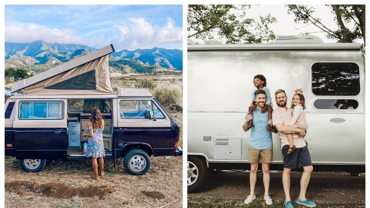 You Can Rent An RV Or Camper Van Anywhere In Canada For Less Than $200 A Night