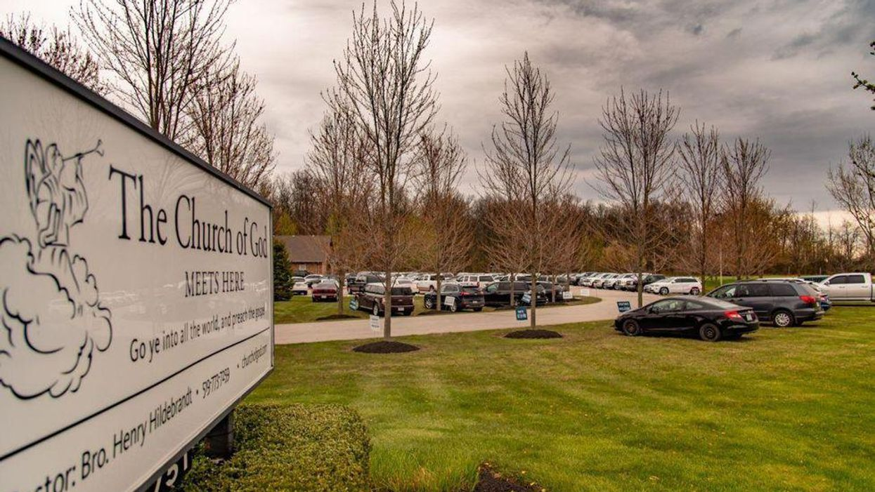 Lockdown-Defying Aylmer Church Of God Ordered To Lock Its Doors Shut