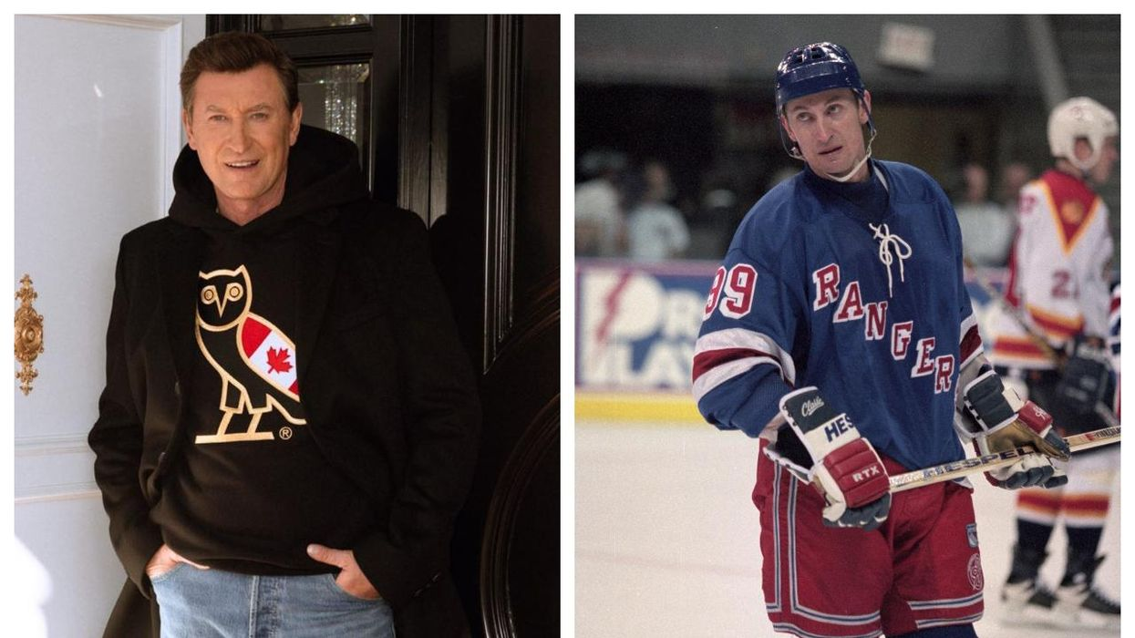Wayne Gretzky Just Launched His Own MasterClass & Here's How You Can Enroll