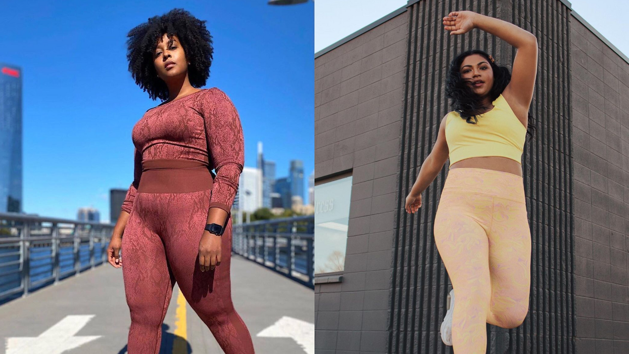 You Can Get 2 Leggings For Just $24 At Fabletics And Here's How