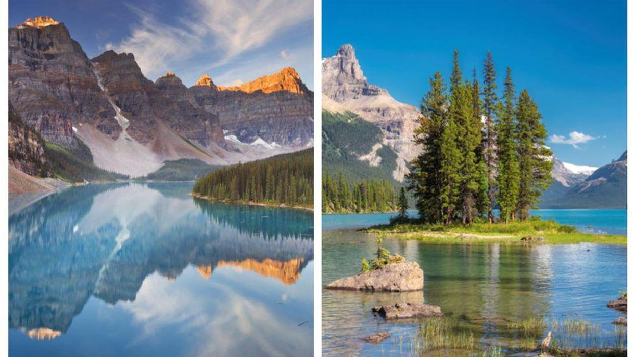 Banff National Park Ranked As One The Most Peaceful Spots On Earth