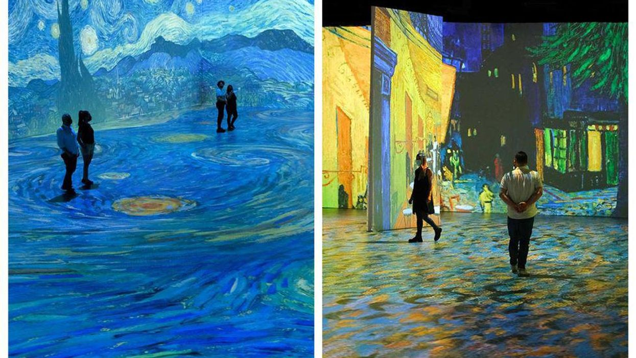 Beyond Van Gogh: The Immersive Experience Is Coming To Ottawa This Summer