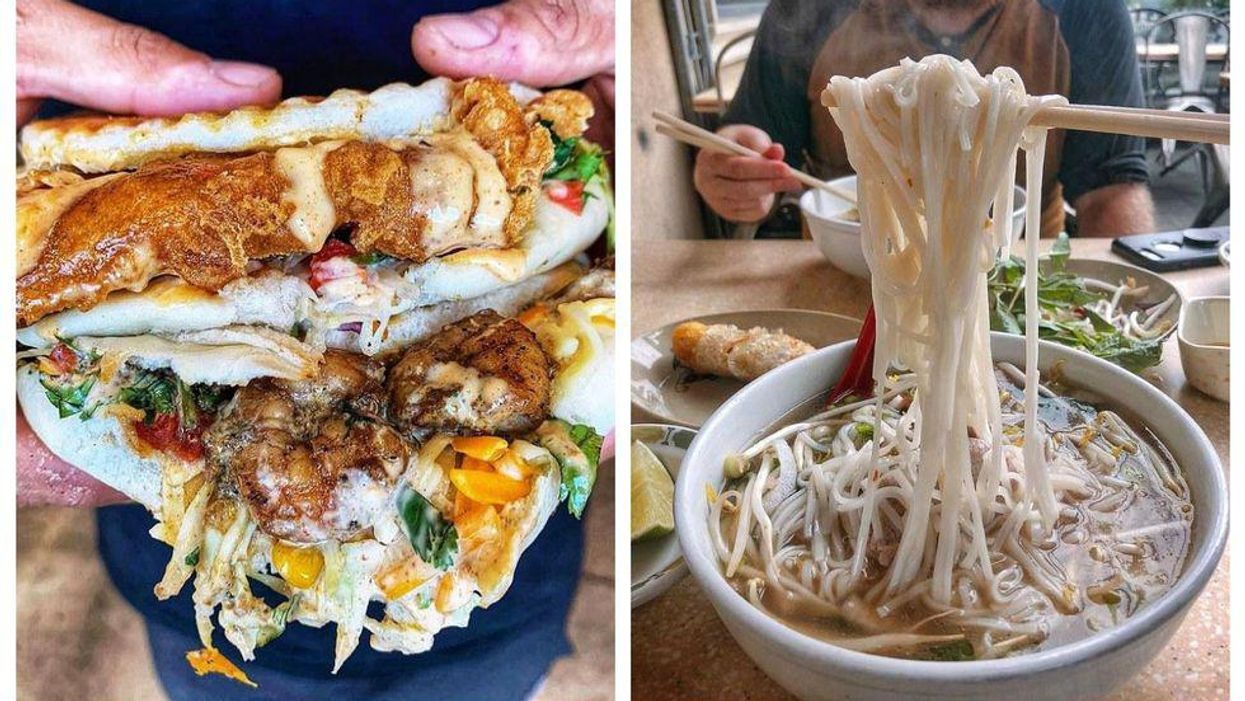 8 Takeout Meals That Got People In Toronto Through The Pandemic