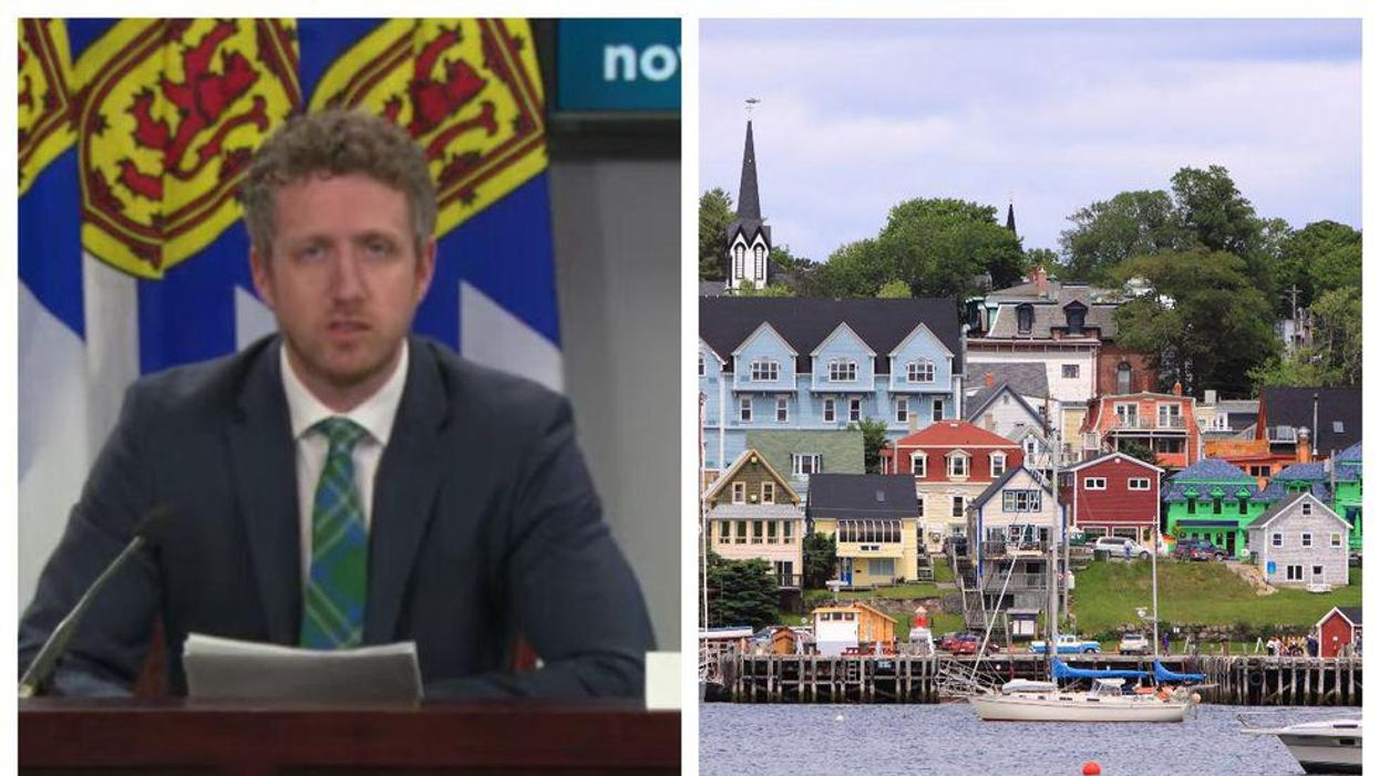 Nova Scotia Just Revealed Its 5-Phase Reopening Plan & Here's What You Need To Know
