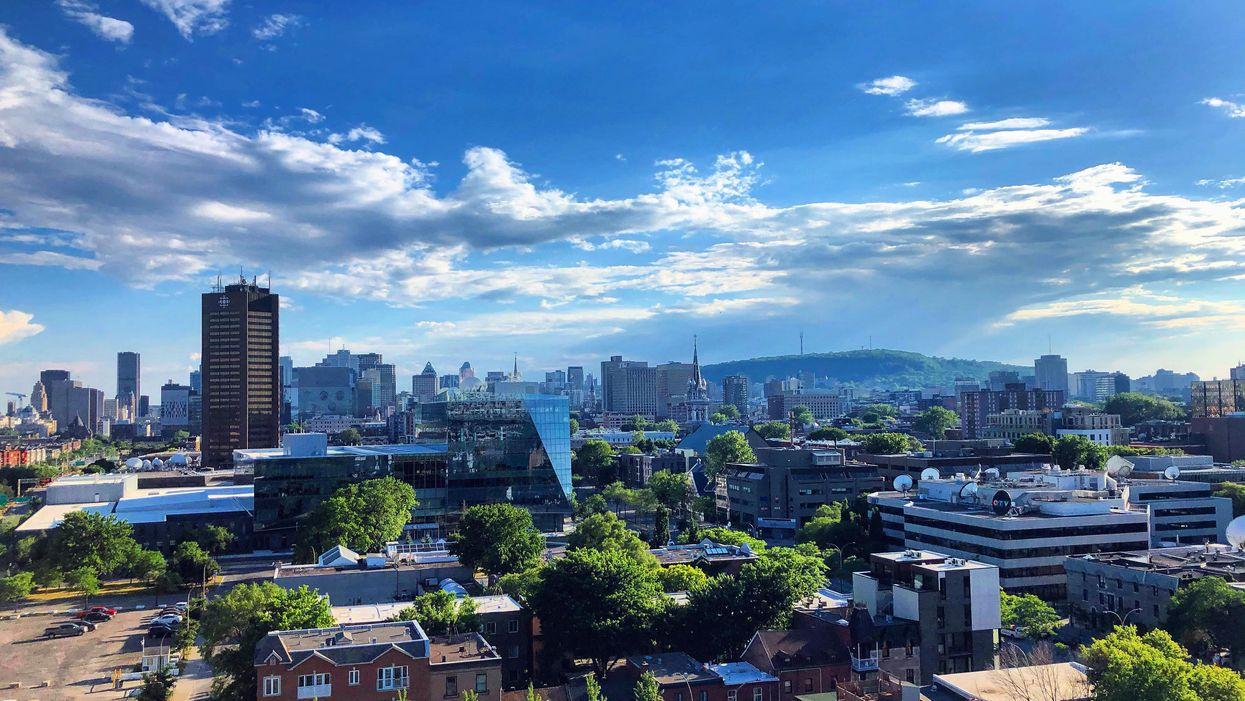 Des températures dignes du mois de juillet seront ressenties cette semaine à Montréal