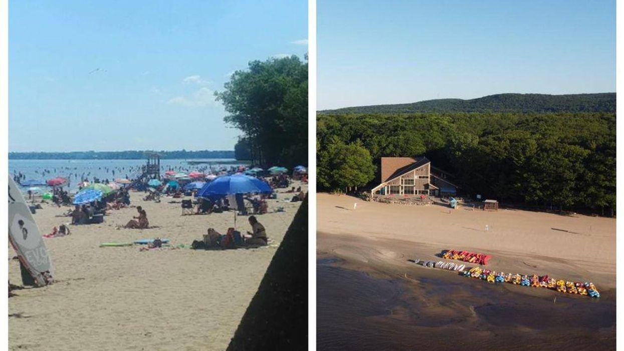 La plage d'Oka ouvre très bientôt et voici ce que tu dois savoir