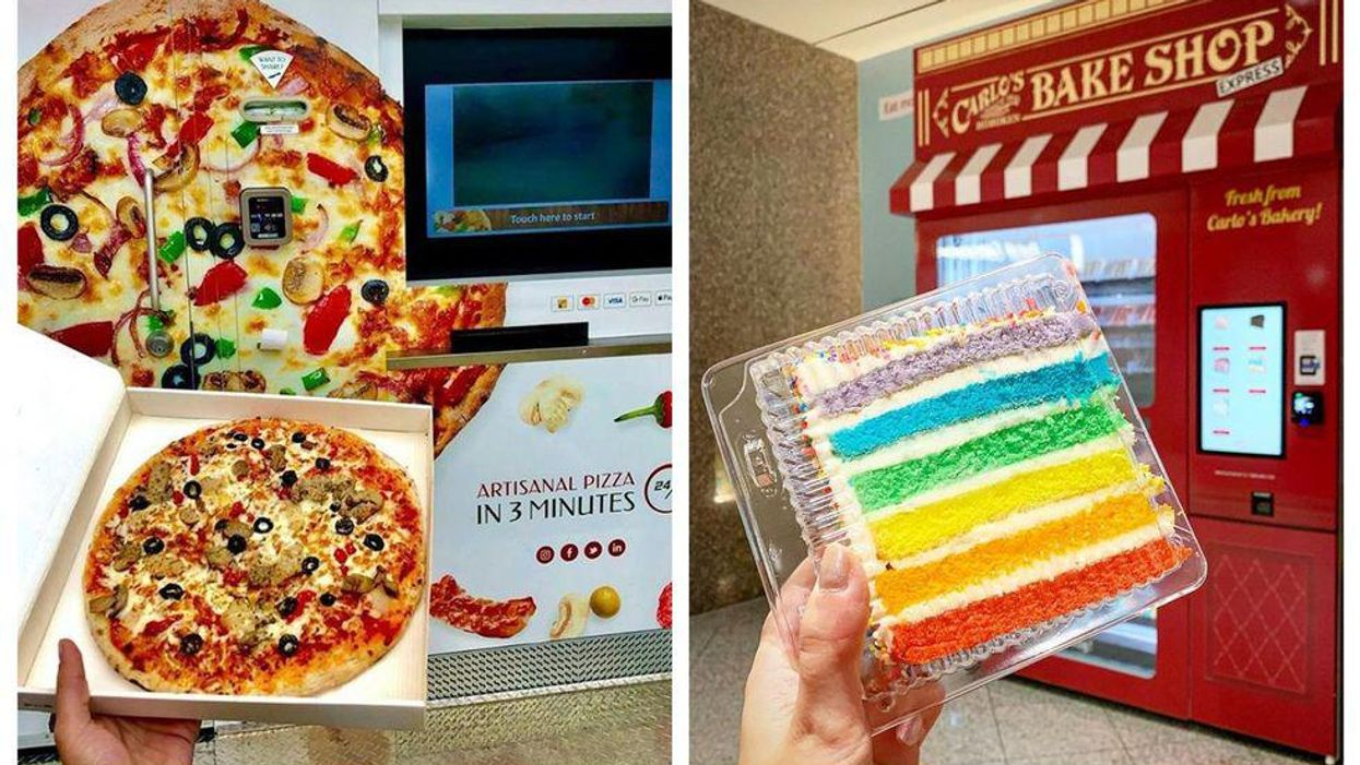 6 Of The Wildest Vending Machines You Can Find In Ontario
