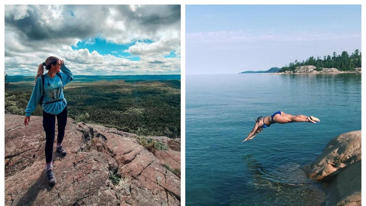 This 3-Day Itinerary Is The Most Fun Way To Experience Ontario's Secret 'Outdoor Adventure Town'