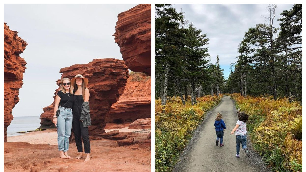 11 Beautiful Hiking Trails You & Your Family Can Rediscover This Spring In The Maritimes