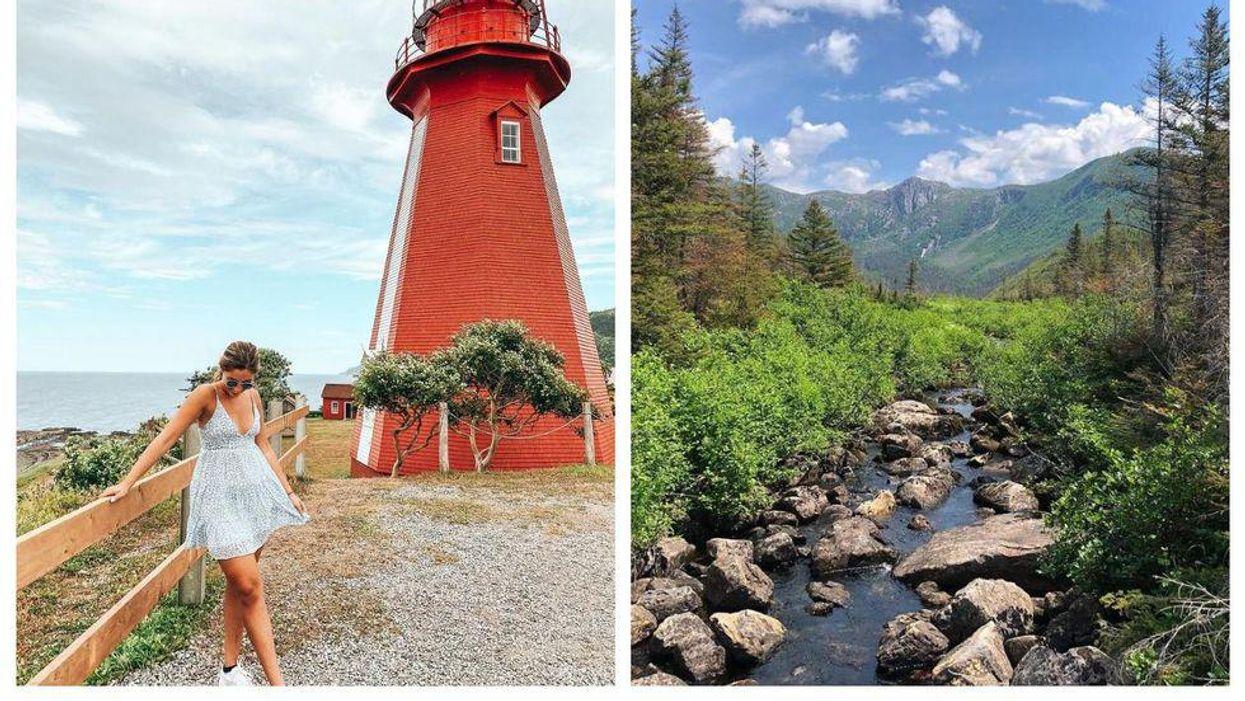 8 incontournables à voir si tu vas en Gaspésie cet été